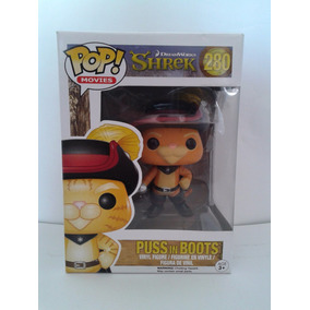 Funko Pop Movies Shrek Puss In Boots El Gato Con Botas 280