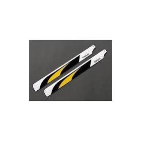 Main Blade Pás Carbono 325mm 3d Trex E Outros 450