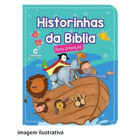 Livro Histórinhas Da Bíblia Para Crianças - Culturama