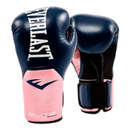 Guantes De Boxeo 12 Onzas Azul-rosa Mma Everlast