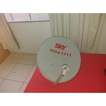 Antena Sky Ótima Qualidade Produto Com Garantia