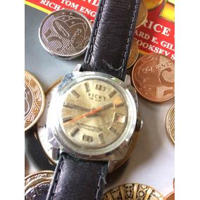 7af73d938a2 Relógio Vicky Swiss Made ( No Estado) Leia