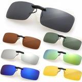 Clipon Clip On Para Oculos Sobrepor Lente Polarizada Uv400