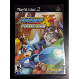 Megaman X Collection Ps2 Usa Sellado