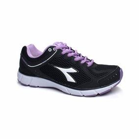 Zapatillas Diadora Mujer Running Striker Talles Del 35 Al 40