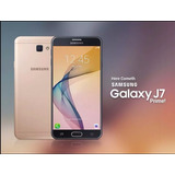 Samsung Galaxy J7 Prime Lector De Huella+16gb+3gb Ram Libre
