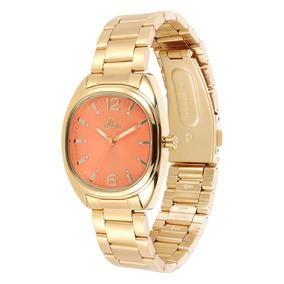 Relógio Feminino Allora Analógico Al2035kt/4l