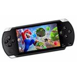 Consola 8bit 2018 Portatil Mp5 Juegos Gba, Nes, Sega, Arcade