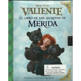 El Libro De Los Secretos Del Merida - Disney Valiente - Auto