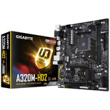 Motherboard Gigabyte A320m-hd2 Rev 1.0 Am4 Amd A320 Wilson