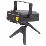 4 Mini Projetor Holográfico Laser Com Efeitos Especiais 3d