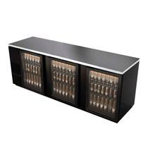 Asber Abbc-94g Refrigerador Contrabarra 3 Puertas Xxcon2