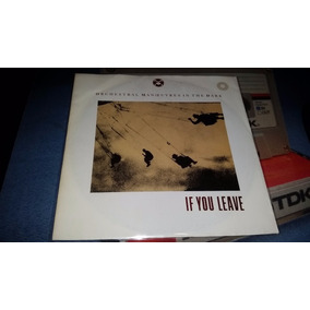 Omd If You Leave Simple Vinilo Europe Temazo