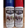 Aerosol Antióxido Azul Metálico Rost-oleum San Telmo