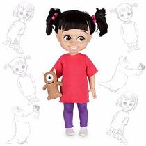 Boneca Boo - Monstros Sa Disney Animators - Disney Store S.a