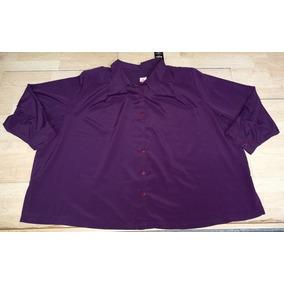 Camisa Clasica De Mujer Portofem