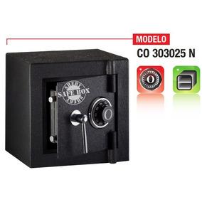 Caja Fuerte Marca Offitech Modelo Co 303025 Ne