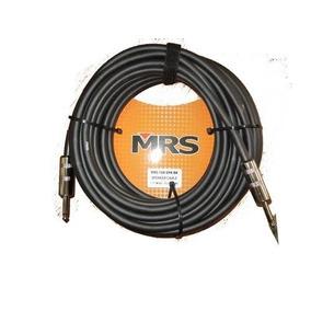 Cable Mrs 15 Metros Para Bocina Plug 1/4 A Plug 1/4