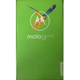 Moto G5 Plus 3gb Ram 32 Gb Camara 12mp Autofoco Dual Fm