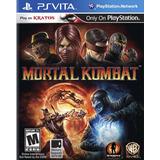 Mortal Kombat-psvita