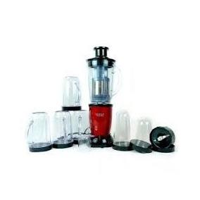 Procesador Alimentos Natural Bullet Licuadora Extractor 19pz
