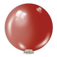 Bolsa Con 3 Globos Tamaño 36 (90 Cms) Rojo Cereza