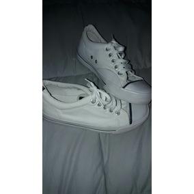 Zapatillas Topper Blancas Usadas