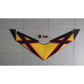 Asa Zagi 120cm C/ailerons De Balsa+entelada+linkada+montante