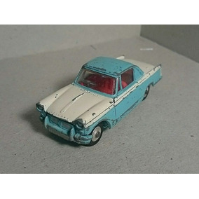 Triumph Herald - Corgi Toys Made In Gt Britain