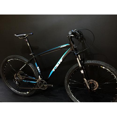 Bicicleta 29 Tsw Jump 20v Deore E Slx C/rock Shox Xc 30