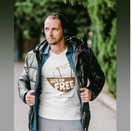 Camiseta Break Free
