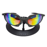 778e025d5c3b4 Oculos Oakley - Juliet Romeo 1 Lente Arco Iris Polarizada