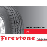 Llanta 235/70r16 Firestone Destination Le, Pago Msi