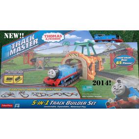 Thomas Y Sus Amigos Trackmaster Pista 5 In 1 Track Builder