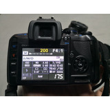 Olympus E420 Cámara Fotográfica Profesional Dslr