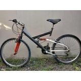 Bicicleta R26 Con Suspensión Trasera