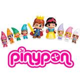 Pinypon Blanca Nieves Con Accesorios 12750