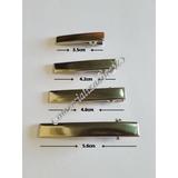 Pinzas Tipo Caiman Para Lazos 4.5 Cm Paquete De 100 Unidades