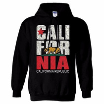 California Con Capucha Talla L Envio Gratis