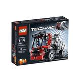 Lego 8065 Technic 2 En 1 Mini Truck Container