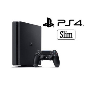 Ps4 Slim Sony Playstation 4 1tb Tera + Juego + Joystick