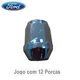 Jogo Porca De Roda 12 Peças Corcel Del Rey Belina Pampa 7001