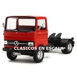 Mercedes Benz Lp608 Tractor Rojo - T Premium Classixxs 1/43