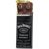 Chocolate Ao Leite Jack Daniels 100g - Goldkenn