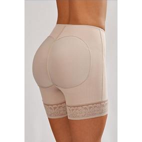 Panty Faja Levantacola Elastico Silicona Nylon