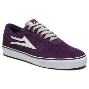 Zapatillas Lakai Manchester Purple Suede