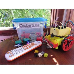 Curso De Robótica Arduino Para Niños + Kit Completo Qubotica