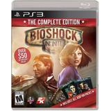 Bioshock Infinite: The Complete Edition Ps3 Fisico