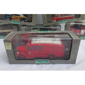 Antiguo Camion Bomberos Saurer, Vitesse 1/43 C/caja, Gotech