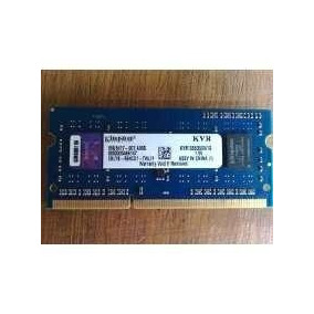 Memoria Ram Ddr3 2gb Laptop Kingston Kvr